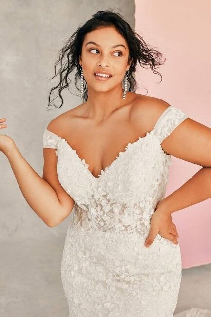 Madison James lace dress